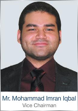 Mr. Mohammad Imran Iqbal