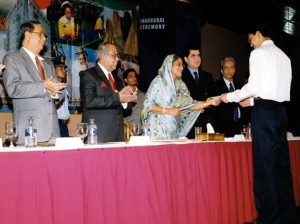 Formal Launching of Banking Business by Honorable Prime Minister Sheikh Hasina