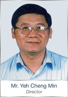 Mr. Yeh Cheng Min