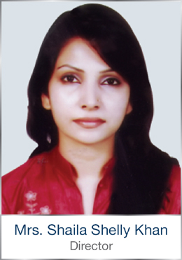 Mrs. Shaila Shelly Khan