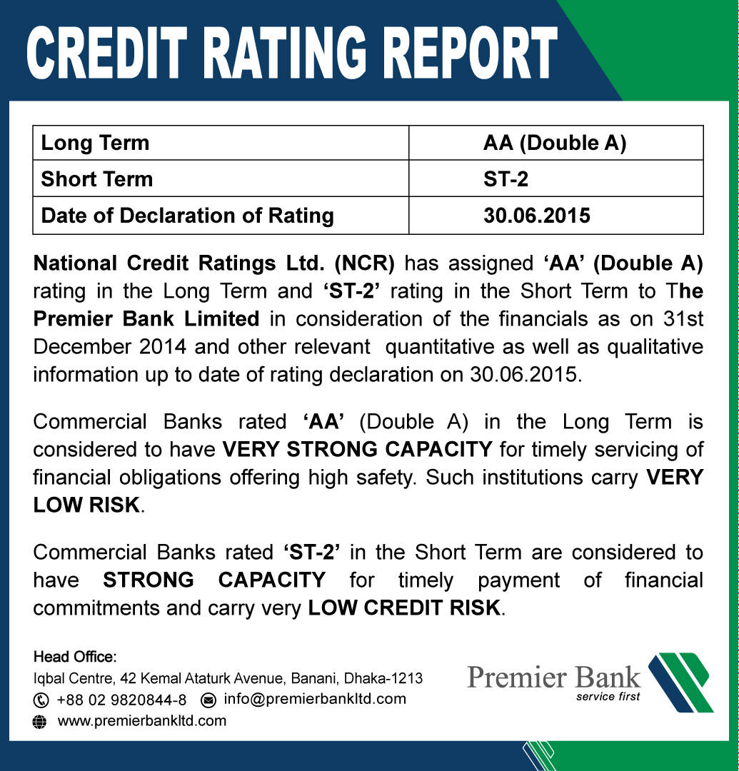 credit rating of uttara bank limited Welcome to one bank limited we make things happen.